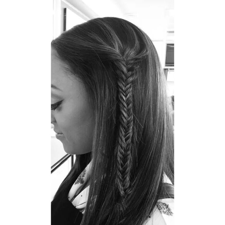 50 Best Black Braided Hairstyles | Herinterest/ Intended For Most Recently Oversized Fishtail Braided Hairstyles (View 20 of 25)