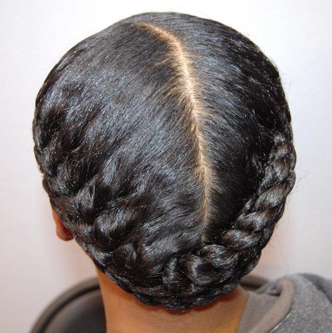 50 Cute Updos For Natural Hair | Hair (View 17 of 25)