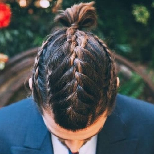 50+ Hot Braided Hairstyles For Men (+Video) – Men Hairstyles Pertaining To Most Recent Wide Crown Braided Hairstyles With A Twist (View 17 of 25)
