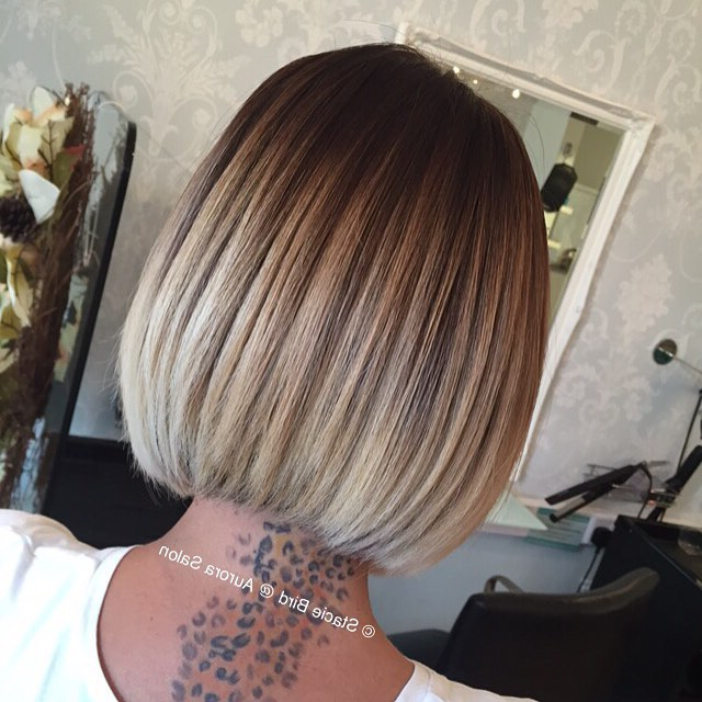 50 Hottest Bob Hairstyles For 2019 – Best Bob Hair Ideas For Throughout Newest Simple, Chic And Bobbed Hairstyles (View 24 of 25)