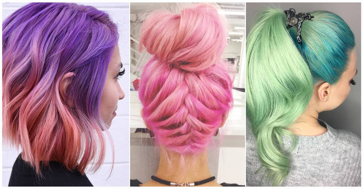 50 Magical Ways To Style Mermaid Hair For Every Hair Type Regarding 2018 Over The Shoulder Mermaid Braid Hairstyles (View 20 of 25)