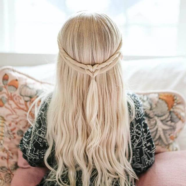 50 Platinum Blonde Hairstyle Ideas For A Glamorous 2019 Within Most Recently Elegant Blonde Mermaid Braid Hairstyles (View 8 of 25)