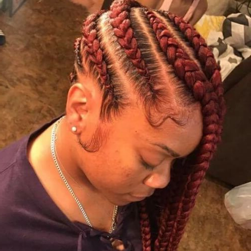50 Protective Hairstyles For Natural Hair For All Your Needs Pertaining To Most Recently Side Swept Yarn Twists Hairstyles (View 25 of 25)