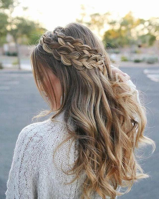 50 Trendy Dutch Braids Hairstyle Ideas To Keep You Cool In 2019 Regarding Most Up To Date Thick Two Side Fishtails Braid Hairstyles (View 10 of 25)
