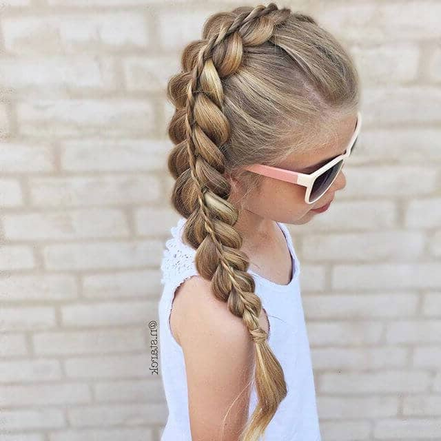 50 Trendy Dutch Braids Hairstyle Ideas To Keep You Cool In 2019 Within 2018 Wide Crown Braided Hairstyles With A Twist (View 22 of 25)