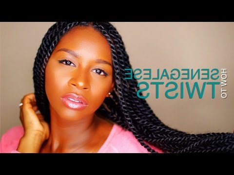 55 Of The Best Senegalese Twist Hairstyles (September (View 21 of 25)