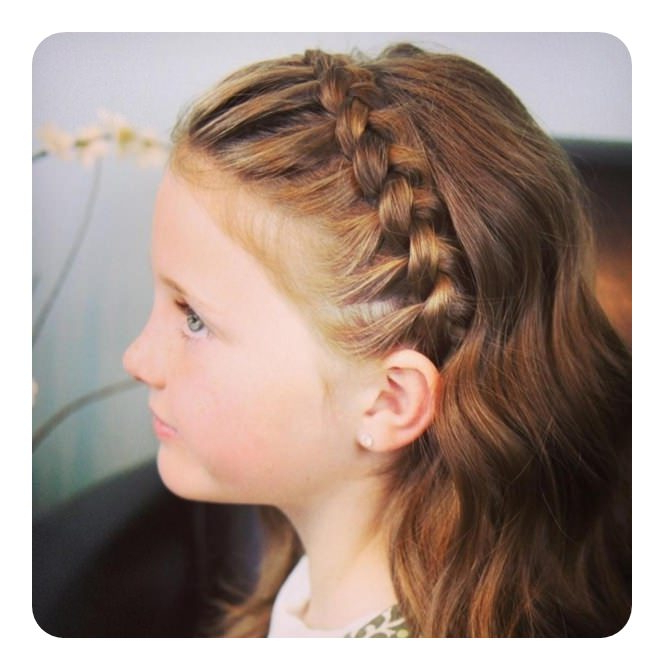 Featured Photo of Tight Braided Hairstyles With Headband