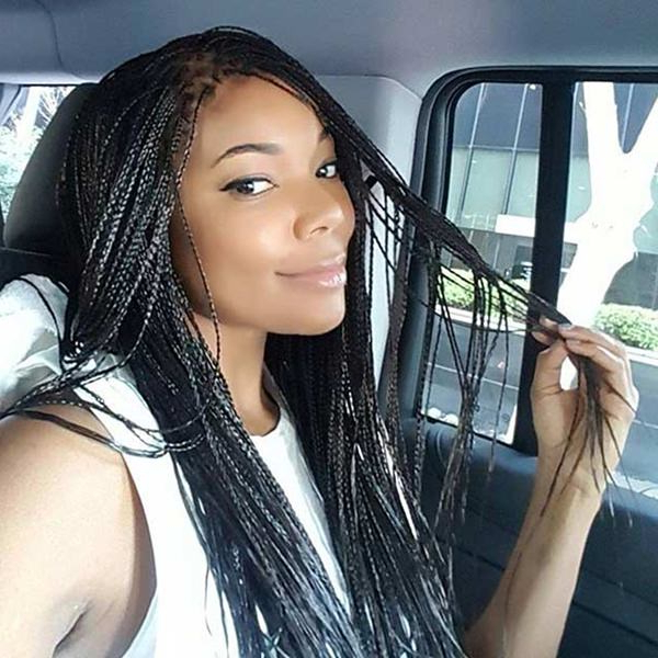 65 Best Micro Braids To Change Up Your Style For Current Micro Braid Hairstyles With Curls (View 18 of 25)
