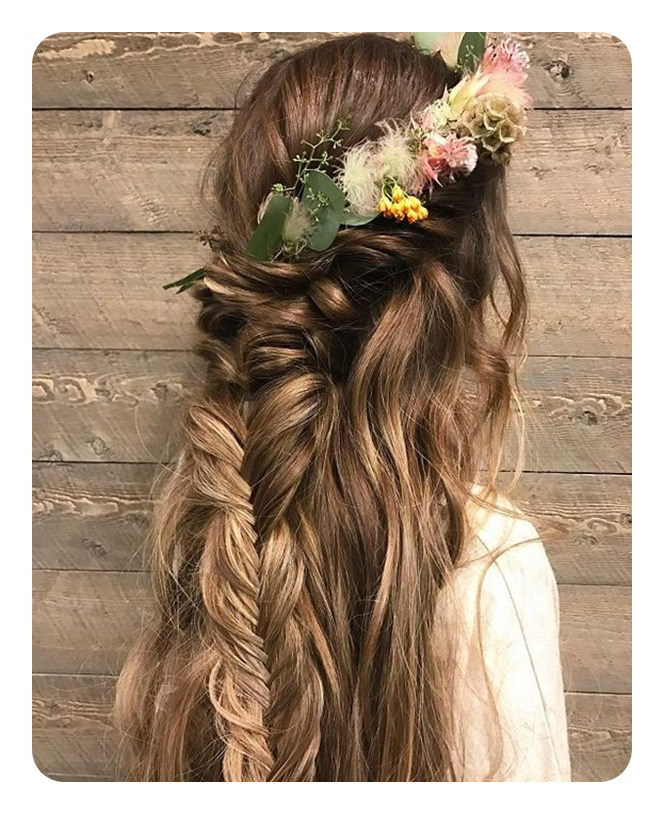 66 Boho Hairstyles For Curly And Straight Hair – Style Easily Inside Most Recent Chic Bohemian Braid Hairstyles (View 25 of 25)