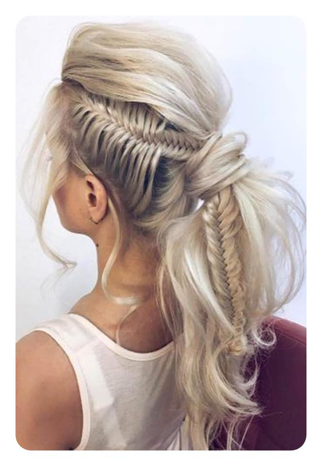 66 Boho Hairstyles For Curly And Straight Hair – Style Easily Within Best And Newest Chic Bohemian Braid Hairstyles (View 8 of 25)