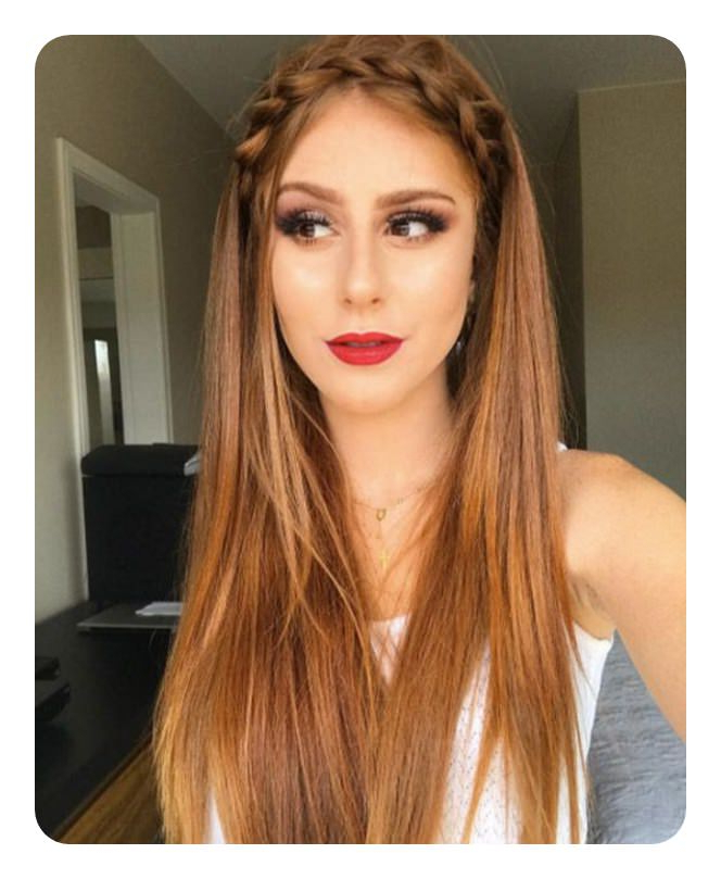 69 Easy And Elegant Headband Braid Hairstyles For Everyone! For Most Recent Braid Hairstyles With Headband (View 14 of 25)