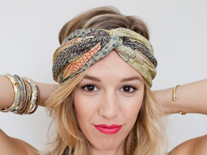 7 Styles For Growing Out Your Bangs | Self With Regard To Recent Loose Braided Hairstyles With Turban (View 5 of 25)