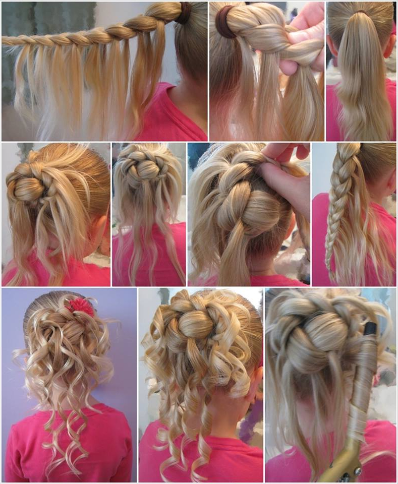 72 Trendy Diy Hairdo Braid Tutorials To Hog The Limelight for Most Up-to-Date Mermaid Inception Braid Hairstyles