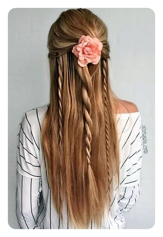 78 Unique And Fashionable Rope Braid Hairstyles with Most Popular Pink Rope-Braided Hairstyles