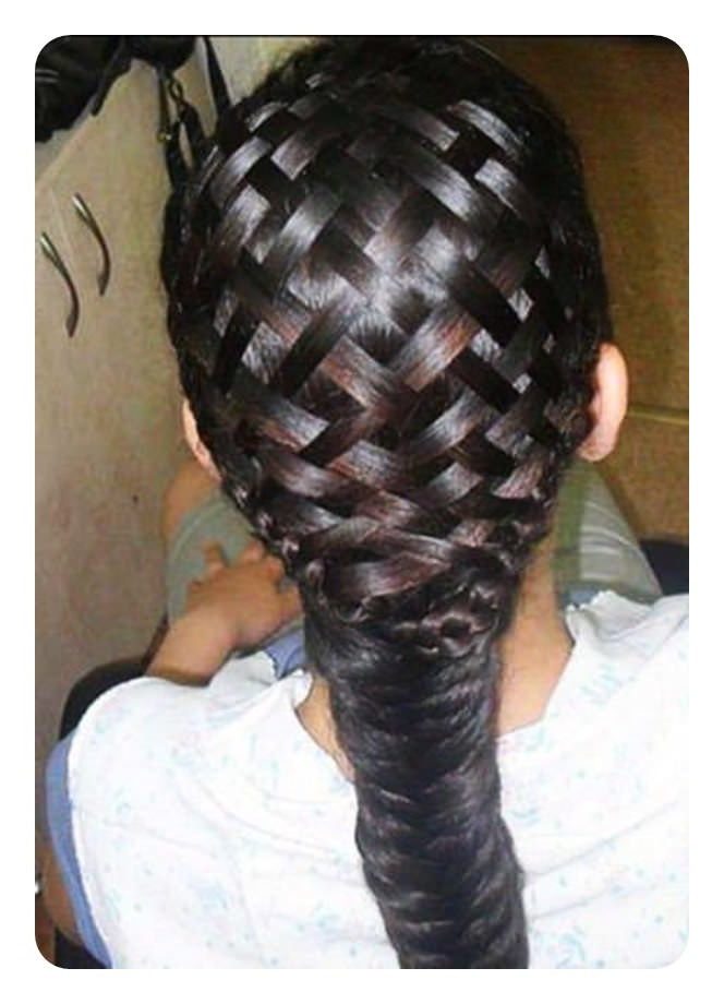 84 Gorgeous Rope Braids Updos And How To Do Them - Style Easily for Most Recent Intricate Rope Braid Ponytail Hairstyles