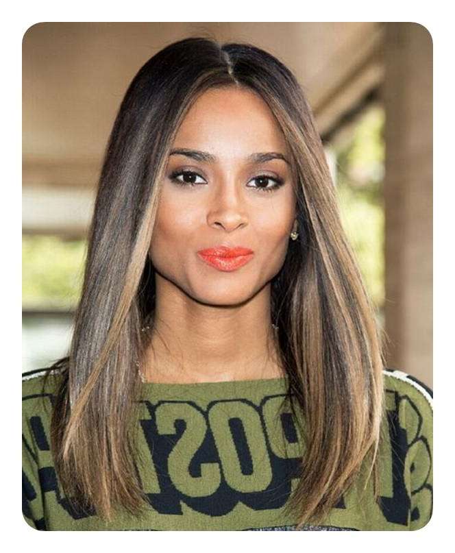 91 Ultimate Highlights For Black Hair That You'll Love Pertaining To Most Current Gold Toned Skull Cap Braided Hairstyles (View 16 of 25)