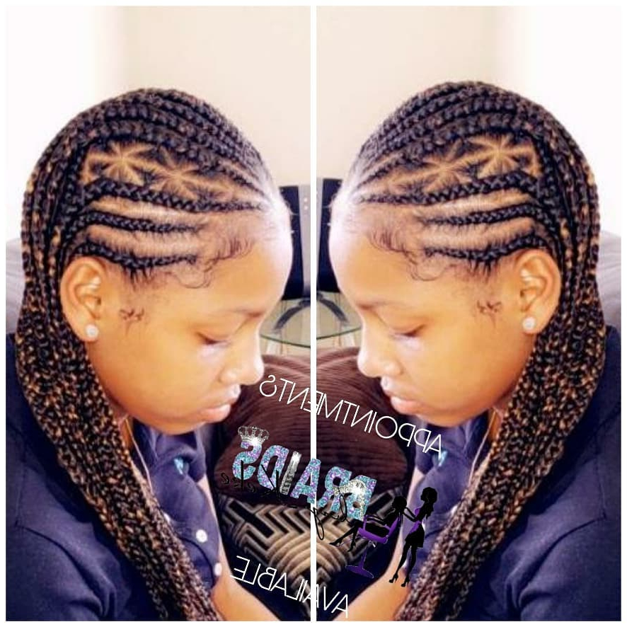 99 Two Braids And You've Got It Made For Latest Gold Toned Skull Cap Braided Hairstyles (View 7 of 25)