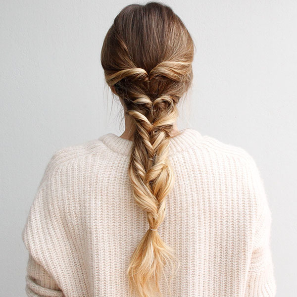 Amp Up The Romance With This Bohemian Chic Faux Braid – More Inside Best And Newest Chic Bohemian Braid Hairstyles (View 17 of 25)