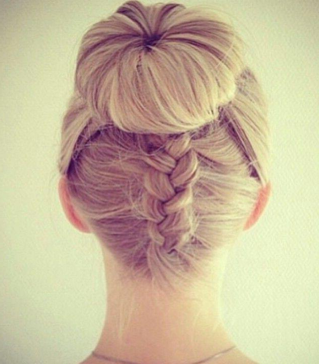 Ballerina Braid Bun | Hairstyles How To With Regard To Most Recent Braided Ballerina Bun Hairstyles (View 11 of 25)