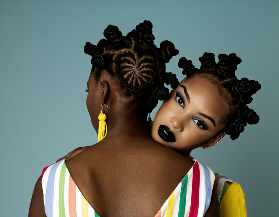 Bantu Knots:best Black Girl Hairstyles Ever!   The Guardian Pertaining To Most Up To Date Bantu Knots And Beads Hairstyles (View 25 of 25)