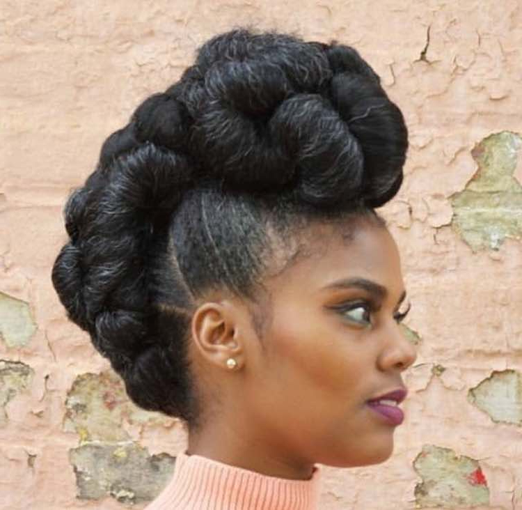 Best Hairstyles & Weave For Every Face Shape Pertaining To Current Diamond Goddess Lemonade Braided Hairstyles (View 21 of 25)