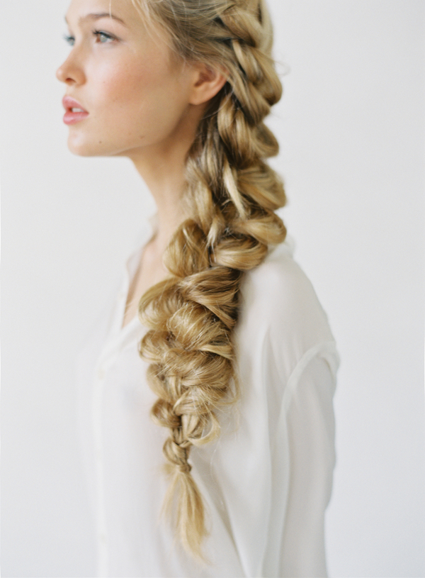 Big Hair Friday – Big Side Braid – Hair Romance In Best And Newest Messy Curly Mermaid Braid Hairstyles (View 17 of 25)