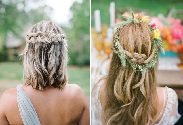 Boho Bridal Hairstyles For The Modern Bride | Confetti (View 22 of 25)
