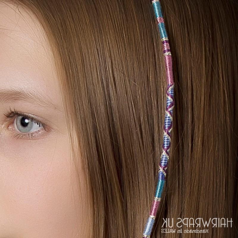Boho Hair Wrap Braid   Silence   Hairwraps U.k (View 15 of 25)