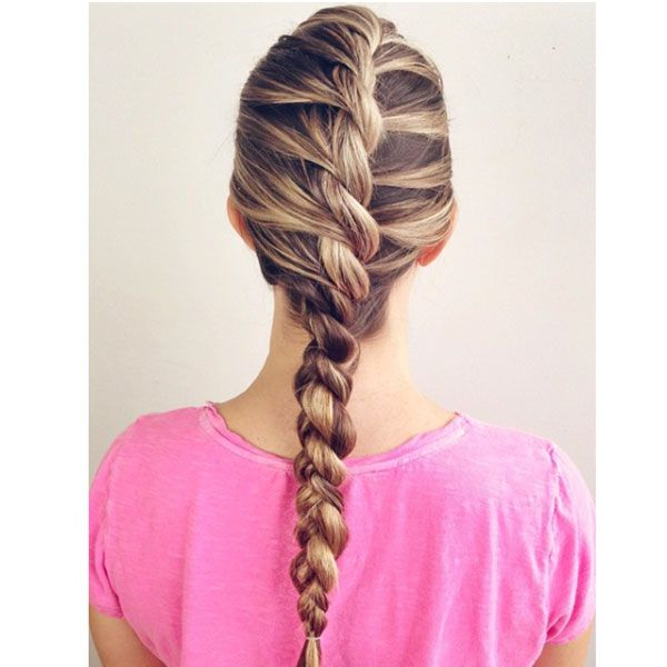 Braid Styles Hair Inspiration Pictures Inside 2018 Mermaid Inception Braid Hairstyles (View 15 of 25)