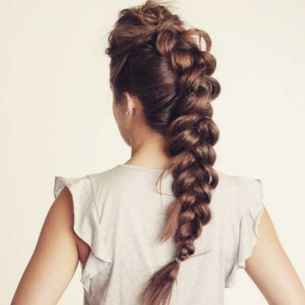 Braid Styles Hair Inspiration Pictures Regarding Most Popular Mermaid Inception Braid Hairstyles (View 24 of 25)