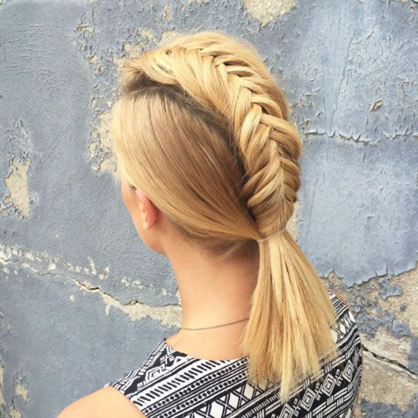 Braid Styles Hair Inspiration Pictures With Most Recent Mermaid Inception Braid Hairstyles (View 7 of 25)