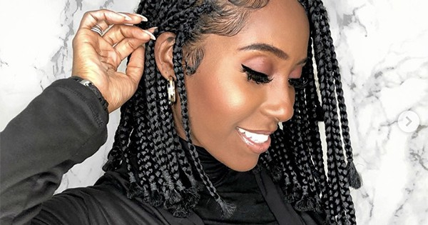 Braided Bob Hairstyles | Naturallycurly In Most Current Long Bob Braid Hairstyles With Thick Braids (View 11 of 25)