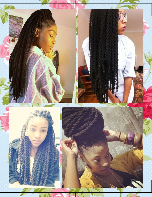 Category: Yarn Twists – In The Life Of Arlo Nicole Regarding Most Recent Jumbo Twists Yarn Braid Hairstyles (View 19 of 25)