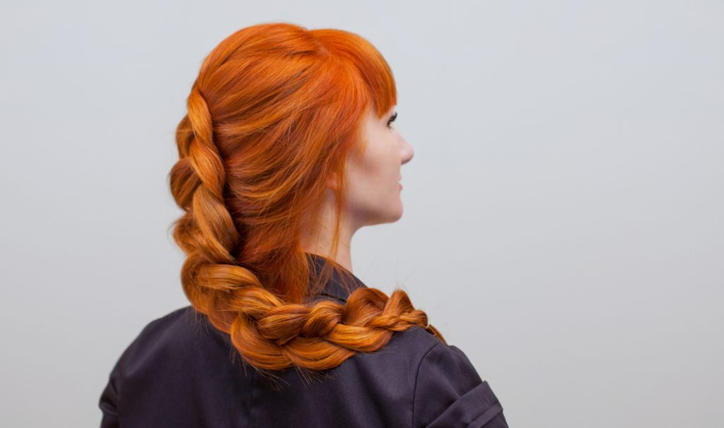 Choosing The Perfect Hairstyles For Women - Youngraceful for Best and Newest Nostalgic Knotted Mermaid Braid Hairstyles