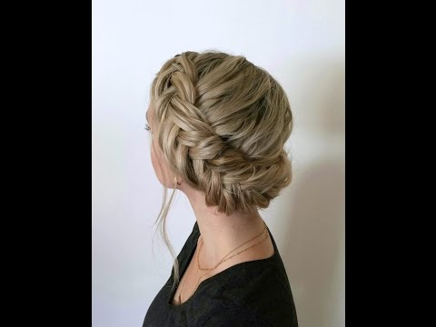 Chunky Wrap Around Dutch Fishtail Braid With Regard To Most Up To Date Wrapping Fishtail Braided Hairstyles (View 15 of 25)