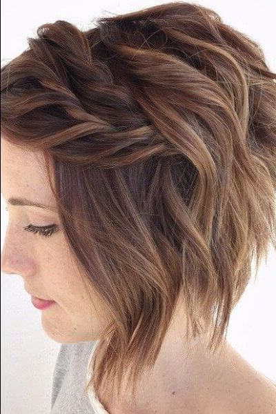 Dare To Be Bold! 65 Irresistibly Cool Ways To Wear Your Within Recent Angled Braided Hairstyles On Crimped Hair (View 25 of 25)