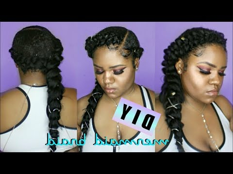 Diy Butterfly Braid Tutorial   Flawless Britny - Youtube within Latest Flawless Mermaid Tail Braid Hairstyles