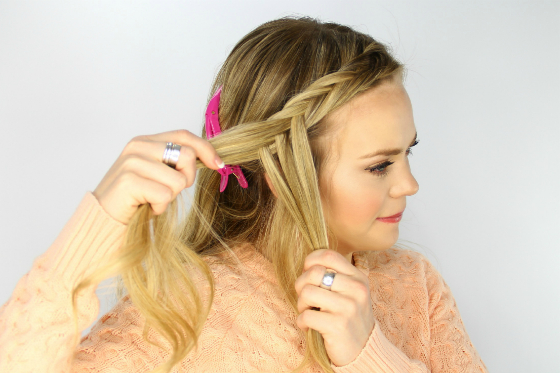 Diy Hairstyle Tutorial: Fishtail Wrapped Bun With Most Up To Date Wrapping Fishtail Braided Hairstyles (View 23 of 25)
