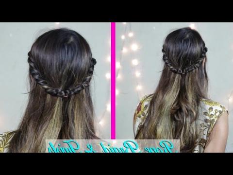 Diy Tutorial | Casual Hairstyles | Rope Braids & Twists with Latest Casual Rope Braid Hairstyles