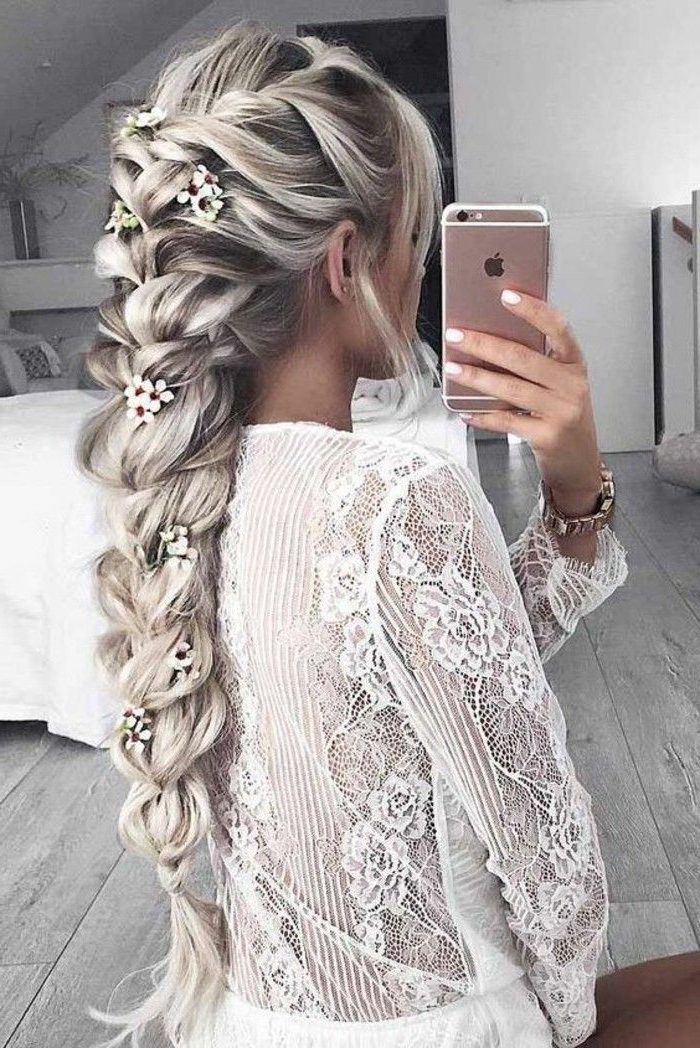 ? 1001 + Ideas For Beautiful Hairstyles + Diy Instructions Regarding Most Current Royal Braided Hairstyles With Highlights (View 8 of 25)