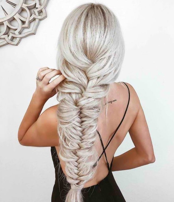 ? 1001 + Ideas For Braid Hairstyles To Keep You Cool This With Regard To Most Popular Oversized Fishtail Braided Hairstyles (View 14 of 25)