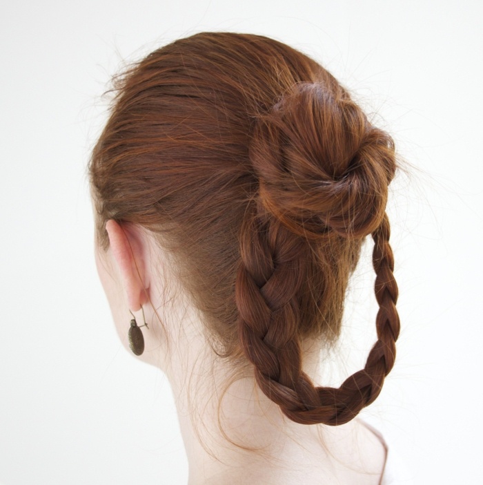 ?1001 + Ideas For Stunning Medieval And Renaissance Hairstyles For 2018 Medieval Crown Braided Hairstyles (View 18 of 25)