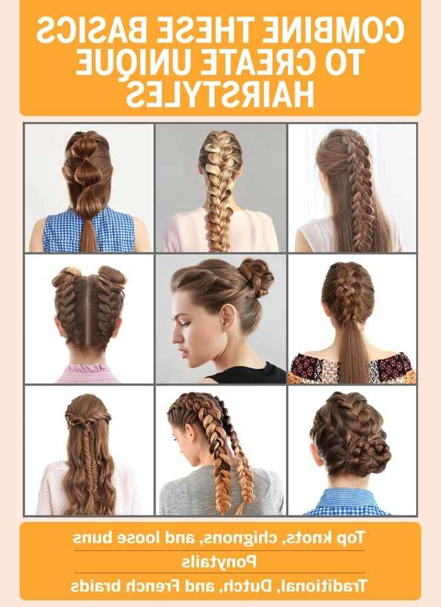 Easy Hairstyles And Hair Hacks For You   Femina (View 19 of 25)