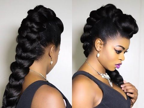 Easy Halo Braid Tutorial Using Braiding Hair With 2018 Faux Halo Braided Hairstyles For Short Hair (View 16 of 25)