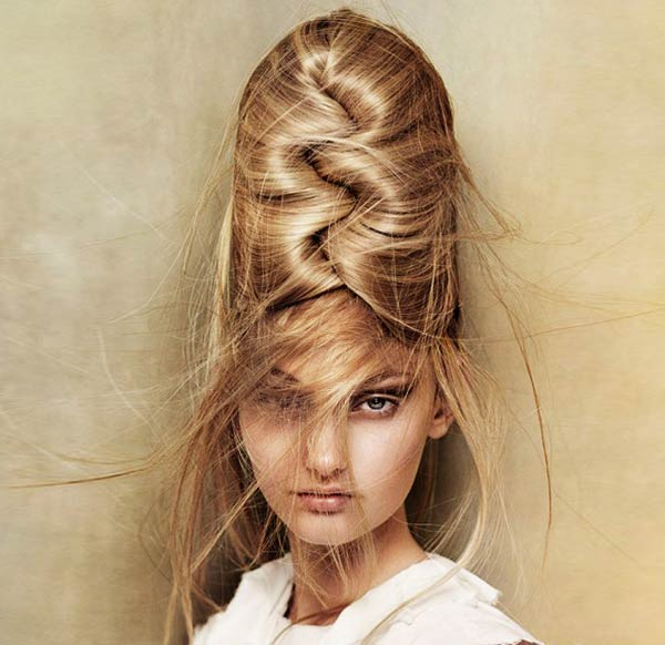 Extravagant Hairstyles And Hair Colors For Women | Fashionisers© Throughout Best And Newest Extravagant Under Braid Hairstyles (View 5 of 25)