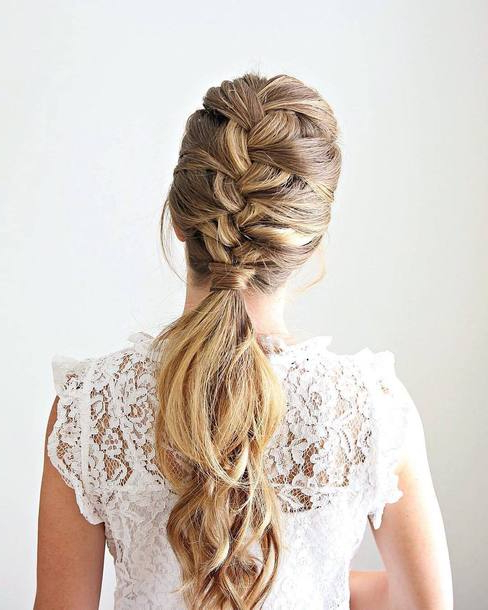 Get The Hair Accessory For $11 At Amazon - Wheretoget for Current Long Blonde Braid Hairstyles