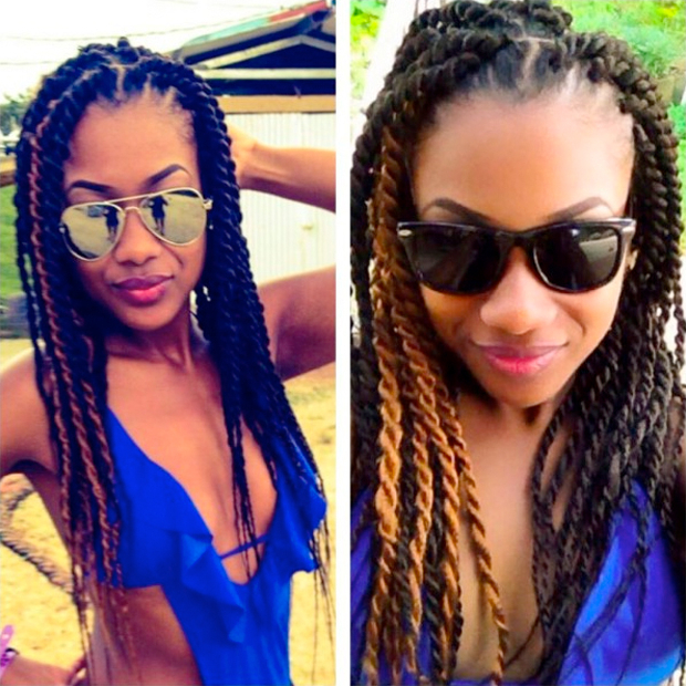 Hair? Braid It! Throughout Best And Newest Jumbo Twists Yarn Braid Hairstyles (View 21 of 25)
