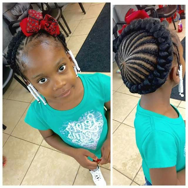 Halo Braids | Girls Braid Styles | Hair Styles, Braided With Regard To Latest Halo Braided Hairstyles With Beads (View 15 of 25)