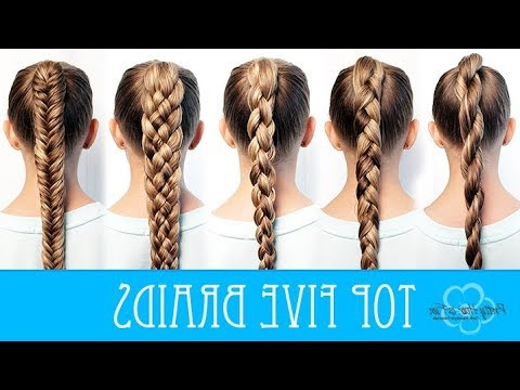 How To Braid For Beginners! ?? With Regard To Most Up To Date 3D Mermaid Plait Braid Hairstyles (View 3 of 25)