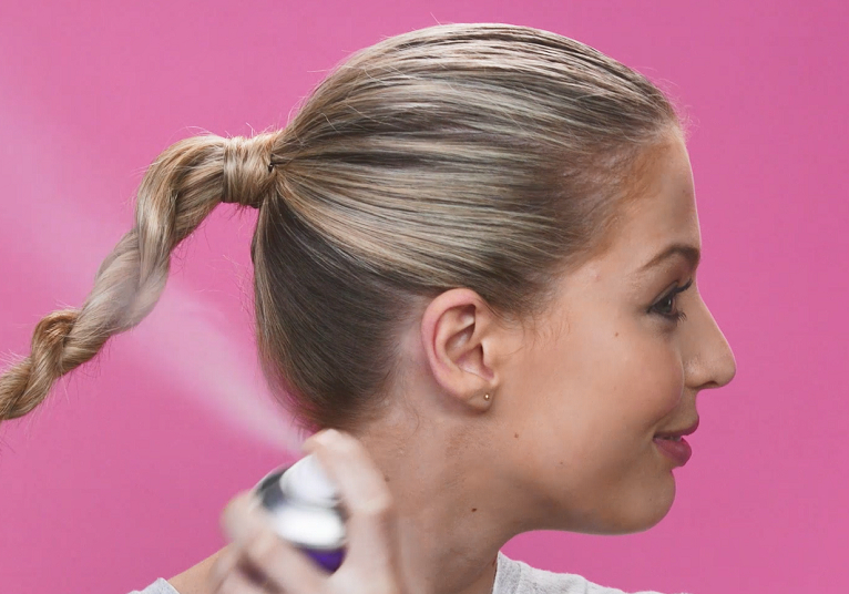 How To: Twisted Rope Braid – Superdrug Pertaining To Newest Pink Rope Braided Hairstyles (View 21 of 25)